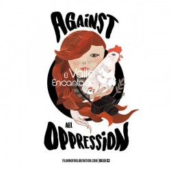 Ilustración Against all Oppression
