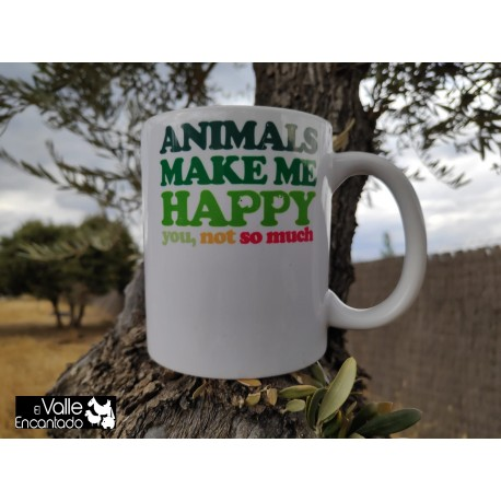 "Taza ""Animals"""
